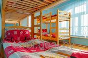 Кровать двухъярусная.кровать деревянная