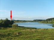 Продам или обменяю на квартиру в Витебске жилой дом на берегу озера.